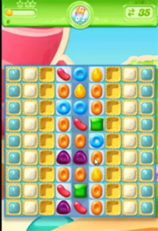 candy crush jelly level 210