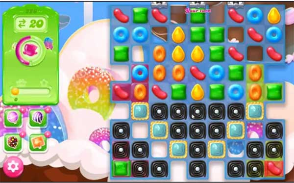 candy crush jelly level 226