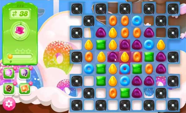 candy crush jelly level 228