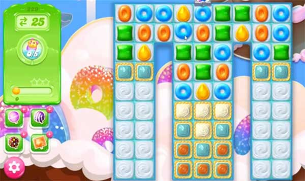 candy crush jelly level 229