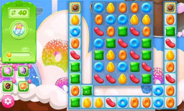 candy crush jelly level 234