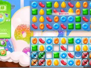 candy crush jelly level 236