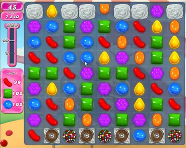 candy crush level 1641