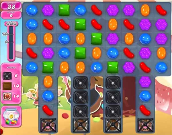 candy crush level 1648