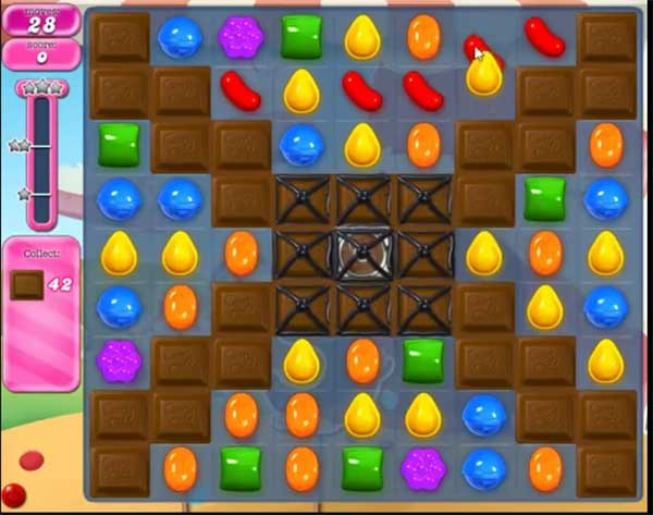 candy crush level 1655