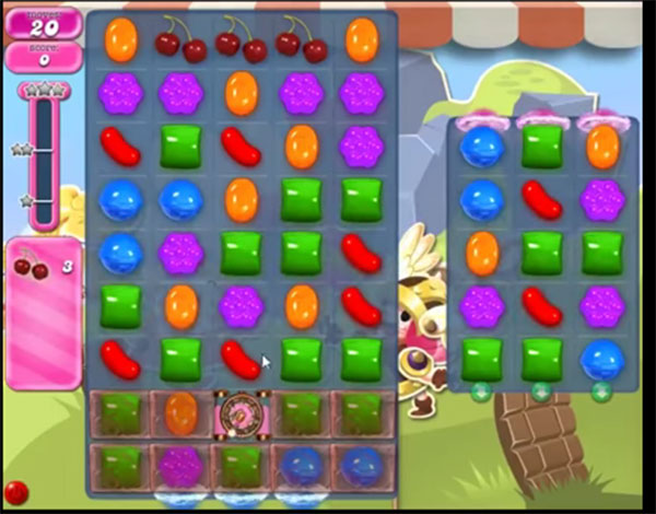 candy crush level 1661