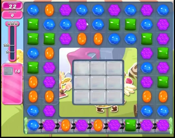 candy crush level 1662