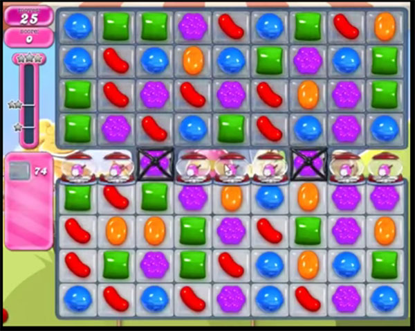 candy crush level 1665