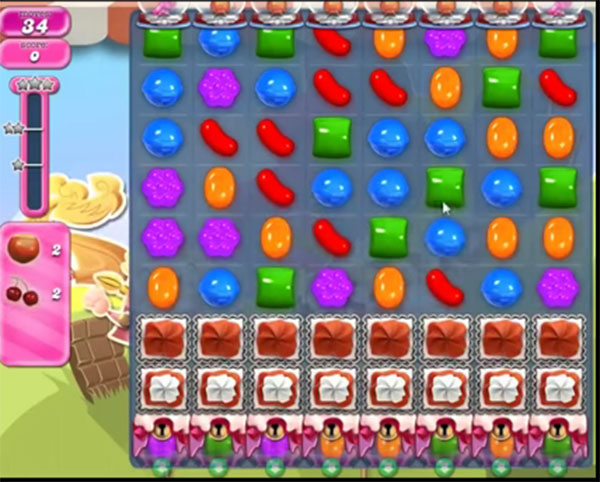 candy crush level 1668