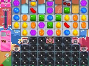 candy crush level 1695