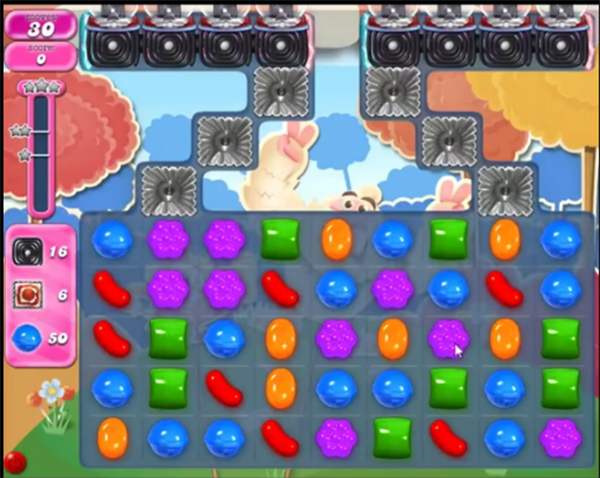 candy crush level 1699