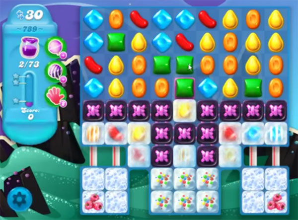candy crush soda level 789