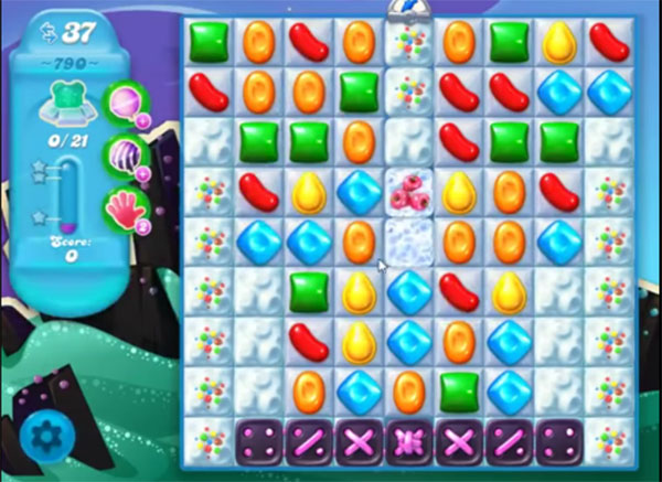 candy crush soda level 790