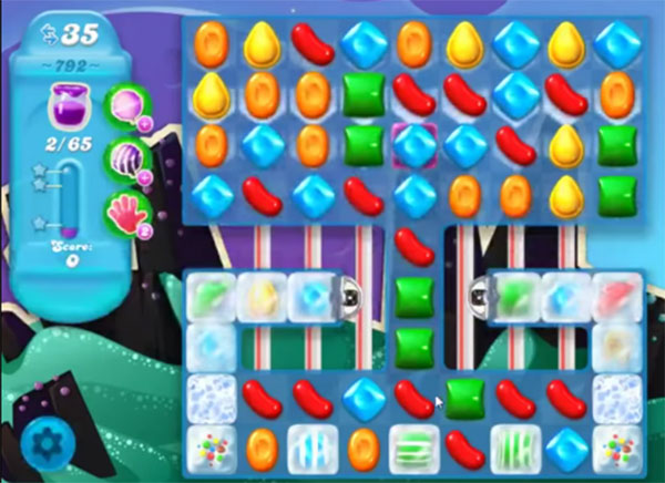 candy crush soda level 792