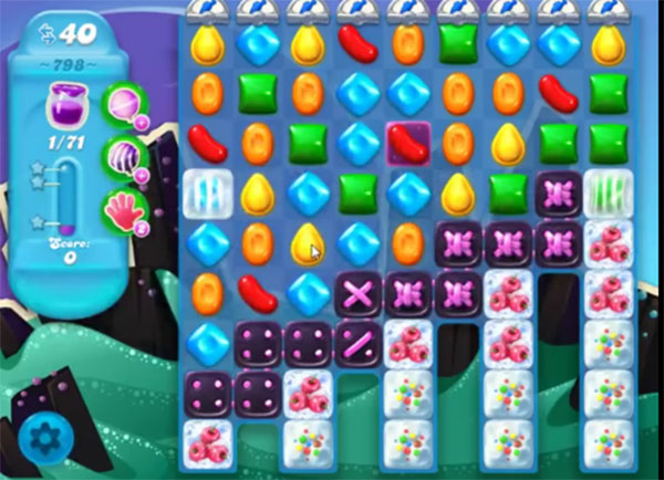 candy crush soda level 798