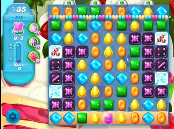 candy crush soda level 812