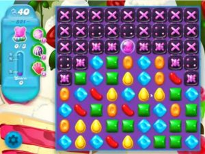 candy crush soda level 821
