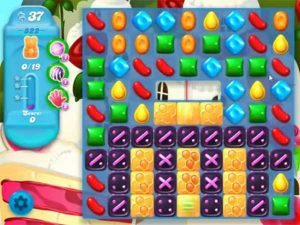 candy crush soda level 822