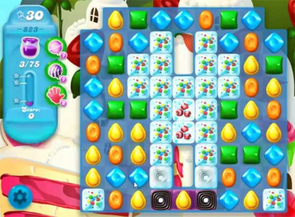 candy crush soda level 823