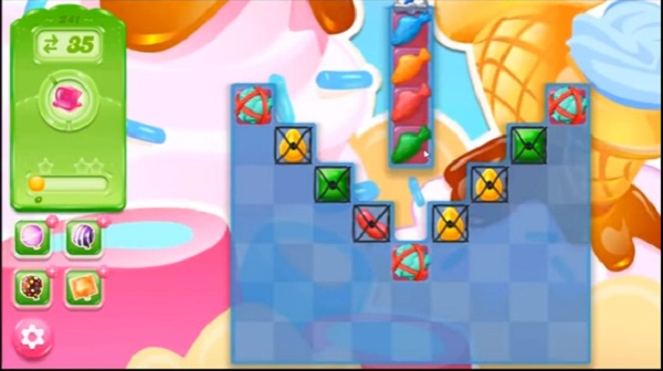 candy crush jelly level 241