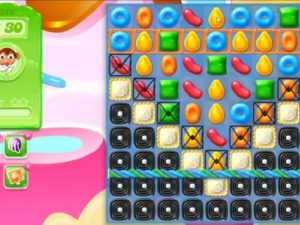candy crush jelly level 256