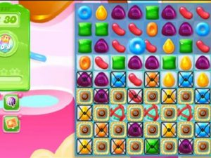 candy crush jelly level 257