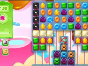 candy crush jelly level 258