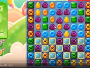 candy crush jelly level 265