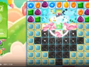 candy crush jelly level 266