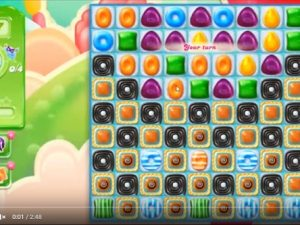 candy crush jelly level 268