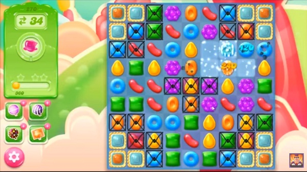 candy crush jelly level 270