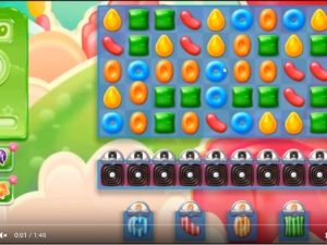 candy crush jelly level 277