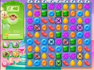 candy crush jelly level 282