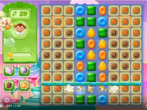 candy crush jelly level 287