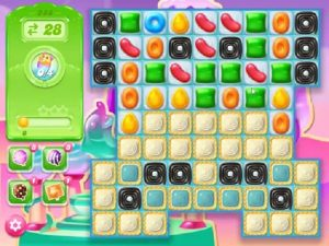 candy crush jelly level 288