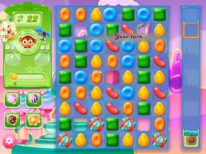 candy crush jelly level 289