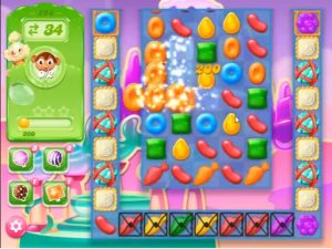 candy crush jelly level 298