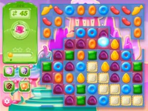 candy crush jelly level 300