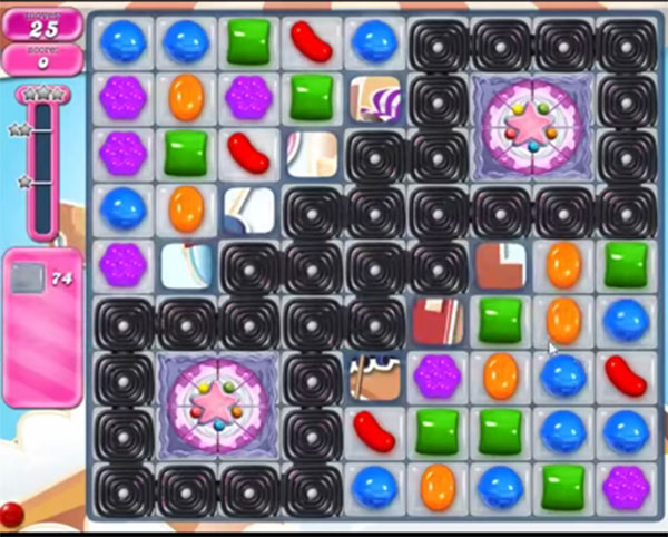 candy crush level 1701