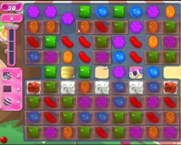 candy crush level 1717