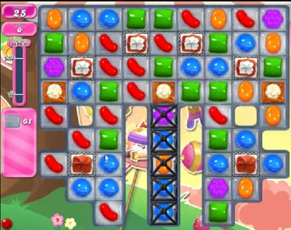 candy crush level 1718