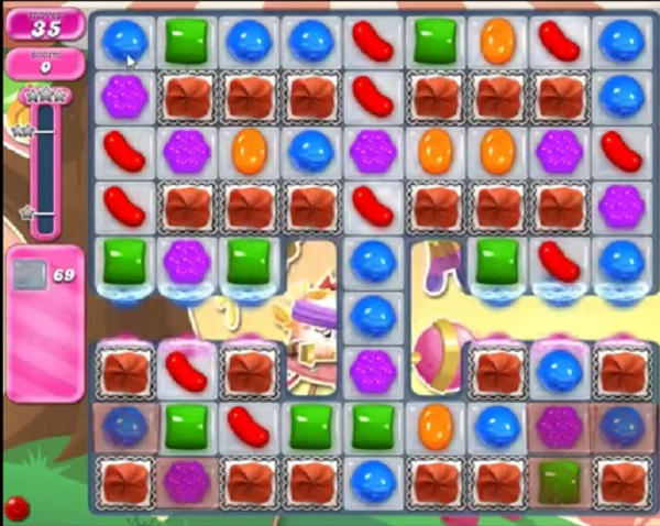candy crush level 1722