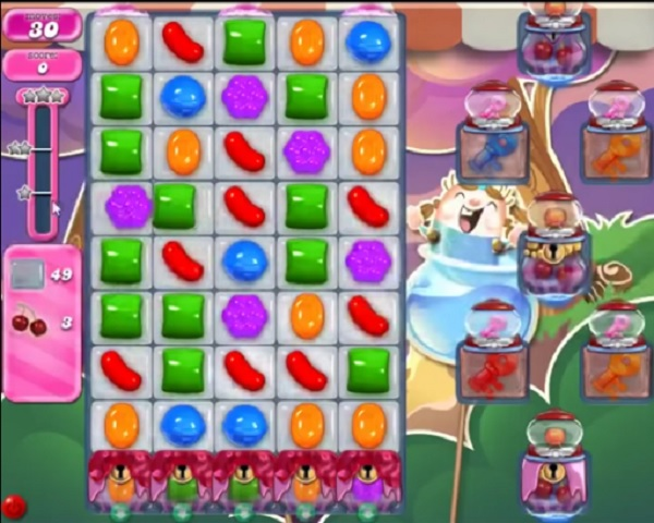 candy crush level 1755