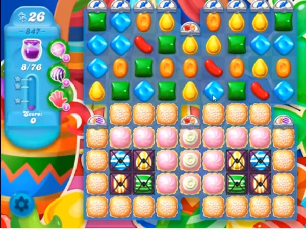 candy crush soda level 847