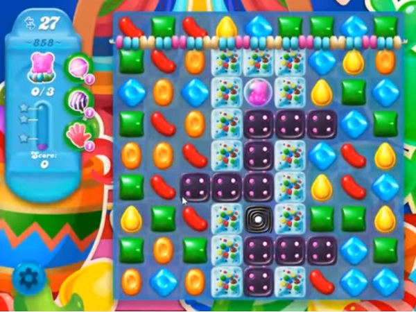 candy crush soda level 858