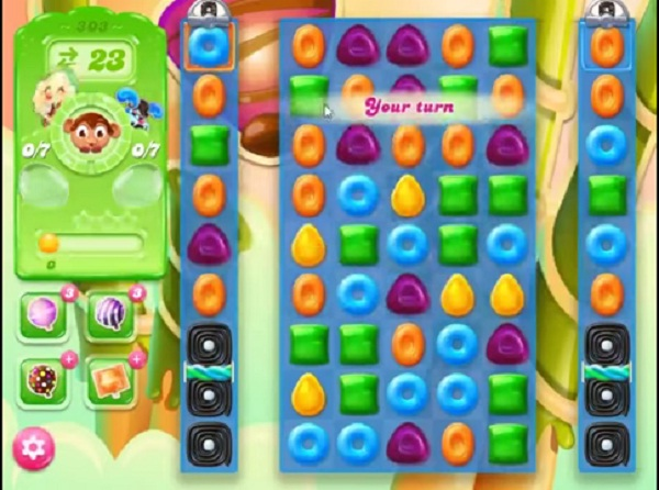 candy crush jelly level 303