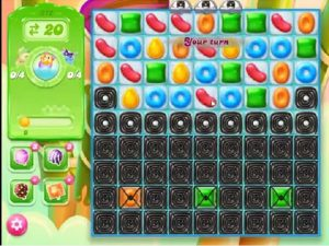 candy crush jelly level 312