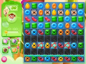 candy crush jelly level 314