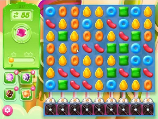 candy crush jelly level 317