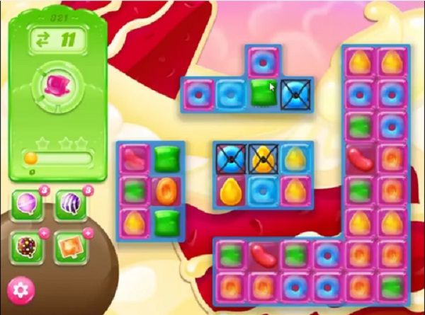 candy crush jelly level 321